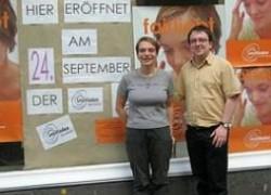 Weltladen Bohrheim Ursula und Stephan